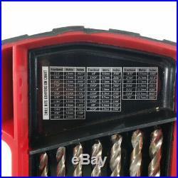 Mac 6338DSB 29-PC. Cobalt Grade Drill Bit Set