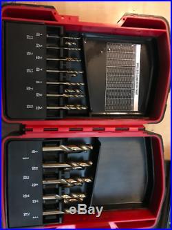 Mac Tool 21 piece short cobalt drill set Brand new! Lifetime warranty