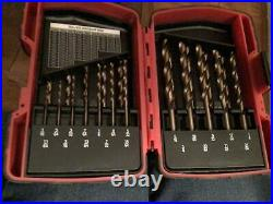 Mac Tools 21 Piece Cobalt Drill Bit Set