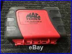 Mac Tools 21-pc. Cobalt Drill Bit Set Part# 6321DSB