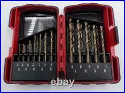 Mac Tools 21pc Cobalt Drill Bit Set