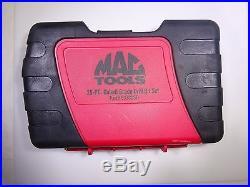 Mac Tools 29 PC Piece Cobalt Grade Drill Bit Set Part # 6338dsb