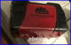 Mac Tools 29 Piece Cobalt Grade Drill Bit Set. Advanced Helical Flute