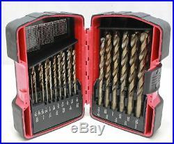 Mac Tools 29-pc. Cobalt Drill Bit Set