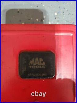 Mac Tools 29pc Cobalt Grade Drill Bit Set HSS Full Length 6338DS