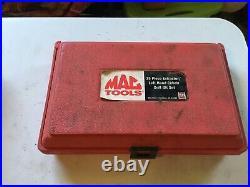 Mac Tools 35 piece Extractor Left Hand Cobalt Drill Bit Set
