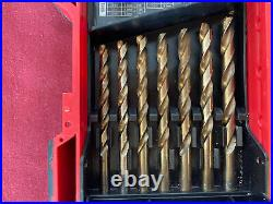 Mac Tools 6338DSB 29 Piece Cobalt Drill Bit Set Complete Lightly Used