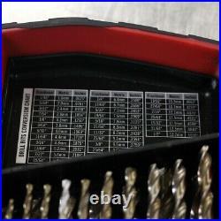 Mac Tools 6338DSB 29 Piece Cobalt Grade Drill Bit Set (GO1045483)