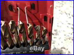Mac Tools Cobalt Grade 21 Drill Bit Set 6321dsa