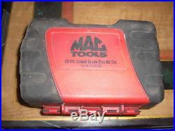 Mac tools 29 Pc Cobalt Drill Bit Set 6338DSB
