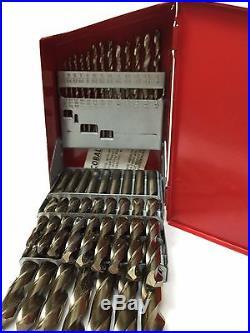 Matco Tools 29 PIECE COBALT DRILL BIT SET DMC29