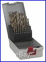 Metal Drill Bit Set Hss-Cobalt 25Pcs 2608587018