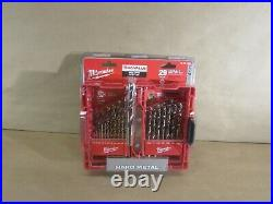 Milwaukee 48-89-2332 Cobalt Red Helix Drill Bit Set for Drill Drivers (29-Piece)