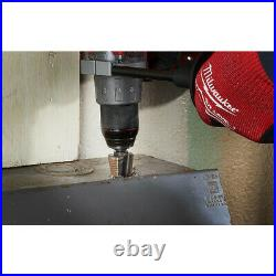 Milwaukee 48-89-9291 3-Pc. Cobalt Step Drill Bit Set New