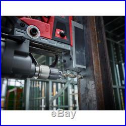 Milwaukee Cobalt Drill Bit Set 29Pcs Red Helix Rapid Chip Removal 3 Flat Shank