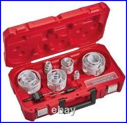 Milwaukee HOLE DOZER BI-METAL COBALT HOLESAW SET 19Pcs 16-92mm USA Made