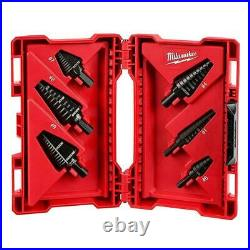 Milwaukee SHOCKWAVE Impact Duty Steel Driver Bit Set With Cobalt Drill and