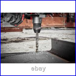 Milwaukee Twist Drill Bit Set Quadedge Tip Cobalt Alloy (29-Pieces)
