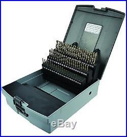 Morse Cutting Tools 18168 Jobber Length Drill Set, Cobalt, Wire Gauge Siz. New