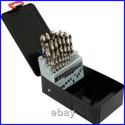 NEW Cobalt Pro Drill Bit Set 25 Piece Each