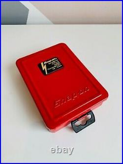 NEW Snap On 15-pc Cobalt ThunderBit Set (1.5mm-10mm) DBTBMC115