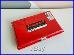 NEW Snap On 35-pc Master Screw Extractor/LH Cobalt Drill Bit Set EXD35