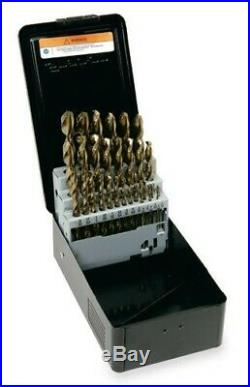 NEW Snap-on DBTBC129 29 Piece High Speed COBALT ThunderBit Drill Bit Set 135°