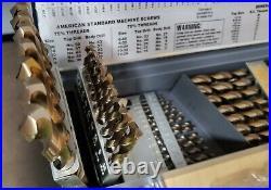 Price Drop Cleveland C70367 115Pc. 135 Degrees Drill Bit Set