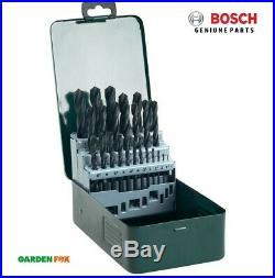 STOCK0BOSCH 25BIT HSSR Promoline Metal Drill Bit Set 2607019446 3165140415644 D2