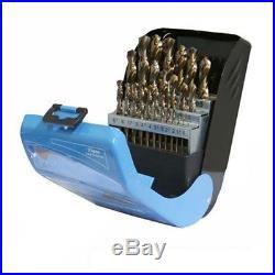 Silverline Cobalt Drill Bit Set 25pce 1 13mm 783089
