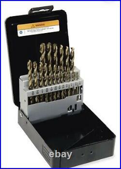 Snap On 21 pc Cobalt ThunderBit 135° Split Point Drill Bit Set (1/16-3/8Ê°)