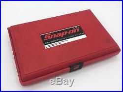 Snap On 35pc Screw Extractor/LH Cobalt Drill Bit Set (EXD35) (S09060888)