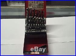 Snap On DBC229 29 Piece Cobalt Drill Bit Set Some Missing