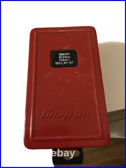 Snap-On DBC229 29-piece Cobalt Drill Bit Set