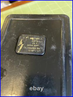 Snap-On DBTBC129 29 Piece High Speed COBALT ThunderBit Drill Bit Set