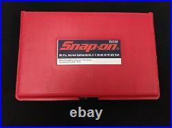 Snap-On EXD35 35PC Screw Extractor/Cobalt Drill Bit Set