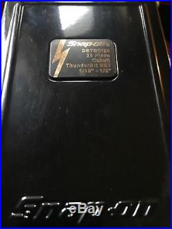 Snap-On NEW DBTBC129 29-Pc ThunderBit COBALT Drill Bit Set