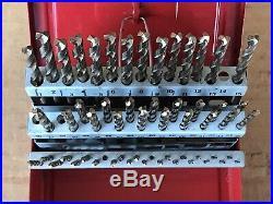 Snap-On Tools 60pc Cobalt Drill Bit Set DBC260