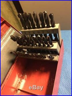 Snapon 115pc Cobalt Drill Bit Set. 115 Pc Piece. Snap On