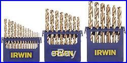 Tools Cobalt High-Speed Steel Drill Bit 29pc Metal Index Set 3018002