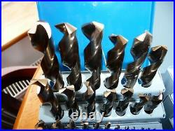 Two sets ARS Cobalt 1mm-10mm right hand and 1mm -10mm left hand