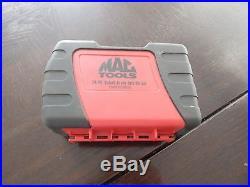 Used Mac Tools 29 PC Cobalt Grade Drill Bit Set (Few Missing) Mac #6338DSB