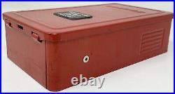 Vintage Snap-On DBC229 29-piece Cobalt Drill Bit Set Made in USA Missing 1 Bit